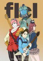 FLCL by manzr