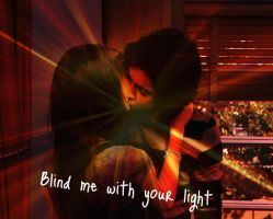 Blind me with your light by Ladygravite