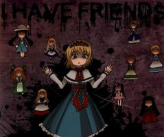 those don't count, Alice by Pirra