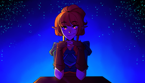 |Brawlhalla\DDLC|Just Ember by Linmie