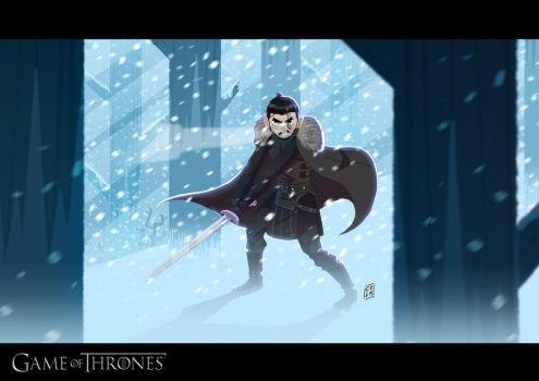 Jon Snow by Griff-84