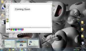 Windows 7 of Winstep preview by CeIIular