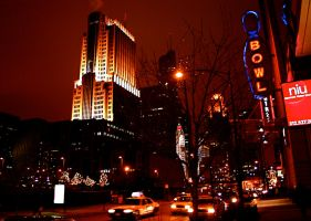 Chicago by amerindub
