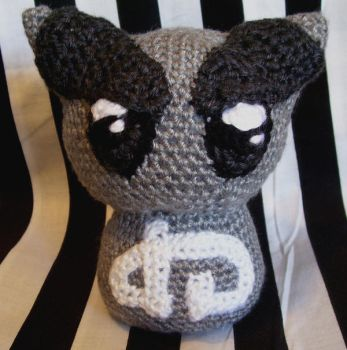 Amigurumi Fella by Sher-A