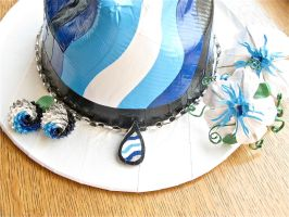 Duct Tape Prom Accessories by QuietMischief