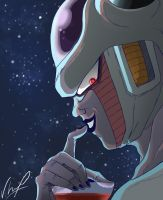 Hail Lord Frieza by Lovely-Eve
