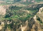 Colca Canyon Terraces by look-around