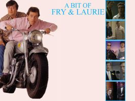 A bit of Fry nd Laurie by pfeifhuhn
