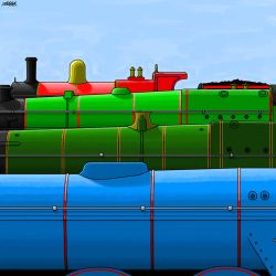 ERS Audiobooks- 'Express Engines' by 01Salty