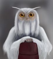 Demiguise by Mysti-S
