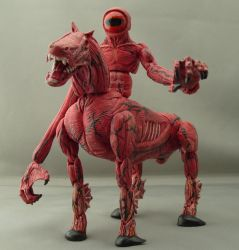 Nuckelavee - Custom Action Figure by CreatureSH