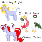 MLP Adopts 3 by kenlybop