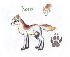 Kono Reference (2014) by cryptated