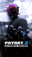 Payday 2: Ultimate Edition by Cpt-Sourcebird