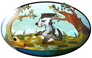 TERRARIUM #4 (COMMISSION) by SmokyJack