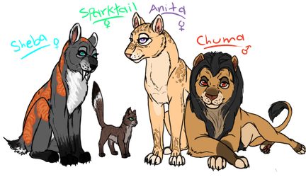 The Clan by dragon-master-13