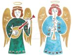 Angels by acla13