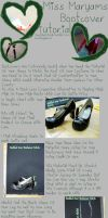 Sewingstuck - Bootcover Tutorial by Mostflogged