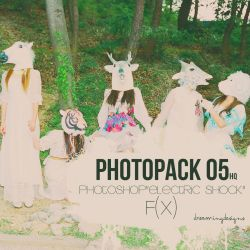 +Photopack O5-F(x) |Electric Shock| by DreamingDesigns