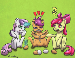 CMC EASTER by draneas