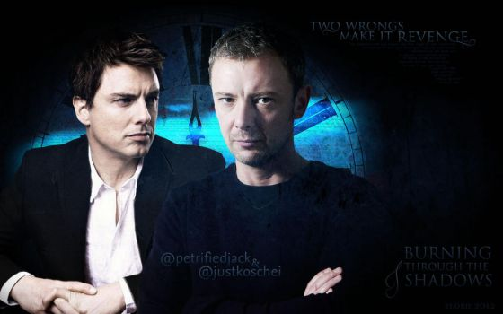 Jack and Koschei, Burning Through the Shadows by T-Lorie