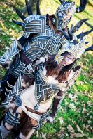 Defense, then offense - Guild Wars 2 by SbarbyCosplay