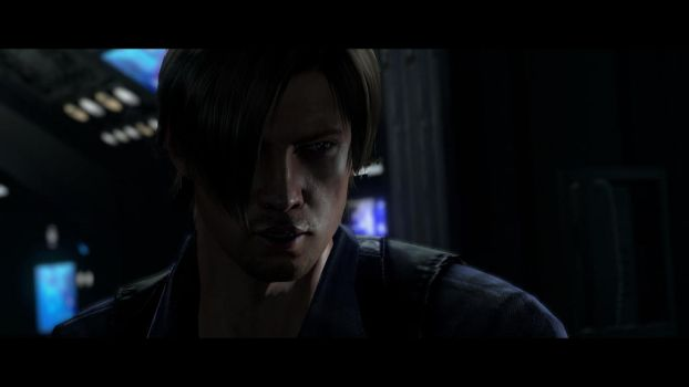 Leon S. Kennedy by Plamber