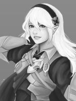 Corrin (touch up) by Lynarc