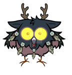 Night Elf Boomkin by lilena