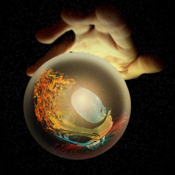 The creation of the world by marioabelino