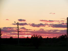 August 7th Dusk by Michies-Photographyy
