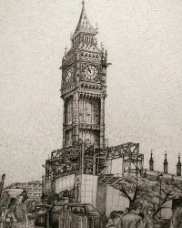 Big Ben by 7penguinprincess7