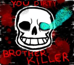 Dirty brother killer by AilynSnape
