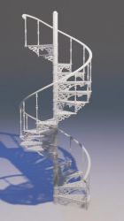 Spiral Staircase Turnaround by N647