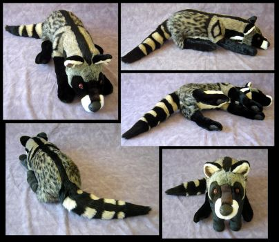 Redemption Civet by SarityCreations