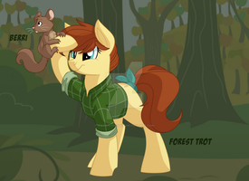 Forest Trot Adoptable CLOSED by ItsTaylor-Made
