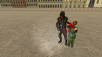 GMOD: Child biting an Antifa member by Mryayayify