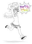 REQUEST: PARTY TIME! by Hikarisoul2