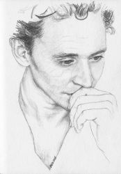 2015 Tom Hiddleston by Splunge4Me2Art