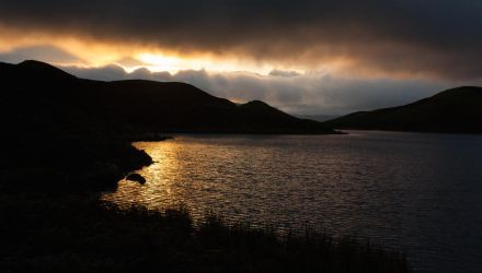 Easdale Tarn by scotto