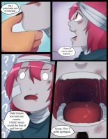 i eat pasta for breakfast pg.272 by Chibi-Works