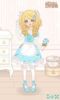 Sweet Lolita Mega Dress Up by dolldivine