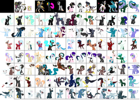 Hybrid Grid Breedable Results: CLOSED by FrostEquinoxx