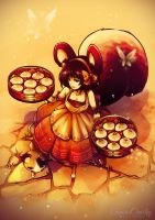 7-Day Challenge: Day 3 - Blade and Soul Dumpling by Cowslip