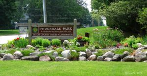 Fitzgerald Park Entrance by Foozma73