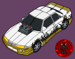 Re-Envisioned Cyb Runamuck - V by AsswhompSupreme
