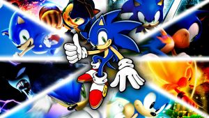 Sonic The Hedgehog Wallpaper by JackTheKnight
