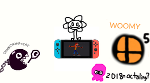 March Nintendo Direct in a Nutshell by wawful