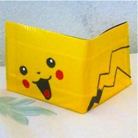 Pikachu Wallet by AbyssOfEnds