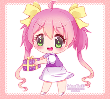 [Gift] Candy lover by SakuraAlice33
